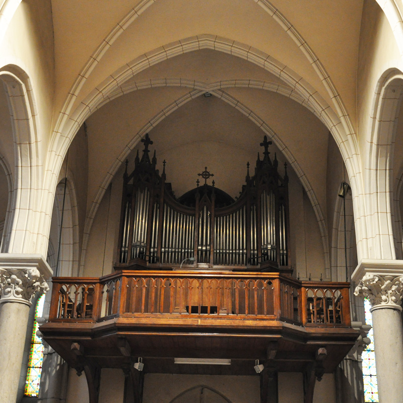 Orgue Michel-Merklin - Eglise Saint-Joseph